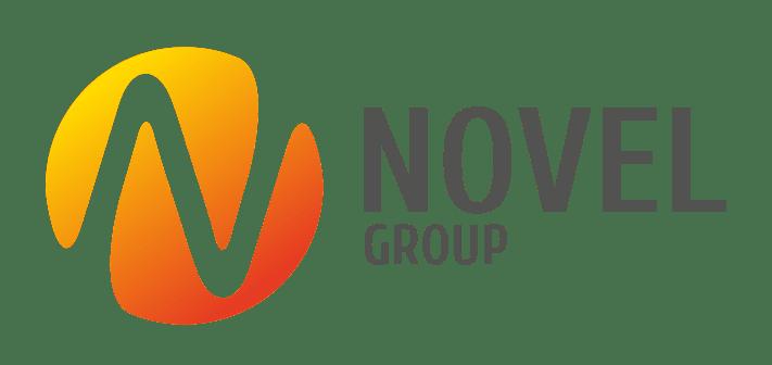 Разработка логотипа в Екатеринбурге, логотип для компании Novel
