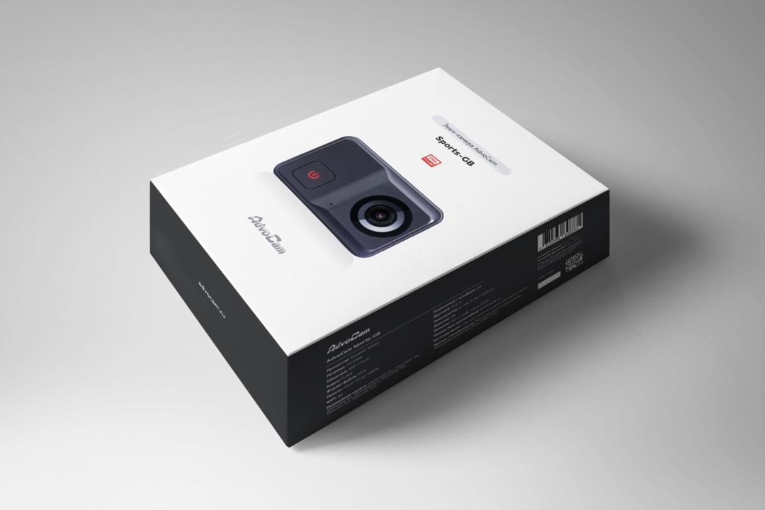 Экшн камера Advocam Sports GB 1