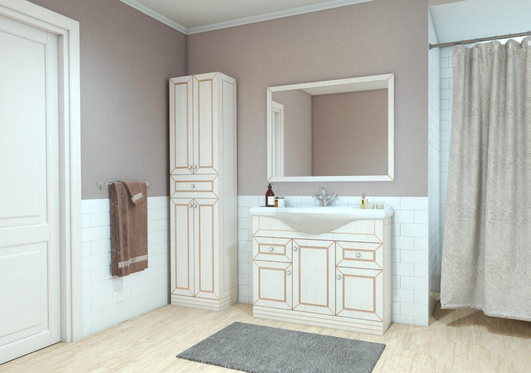 3D-визуализация интерьеров для мебельной фабрики Домино
